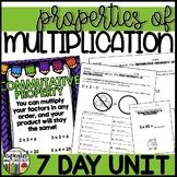 Properties of Multiplication 3.OA.5