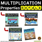 Properties of Multiplication Bundle