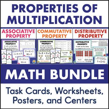 Properties of Multiplication Bundle - Associative & Commutative Properties