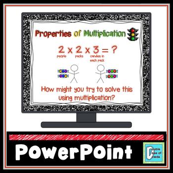 Properties of Multiplication Bundle for PowerPoint