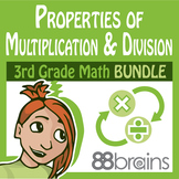 Properties of Multiplication & Division Bundle (CCSS)