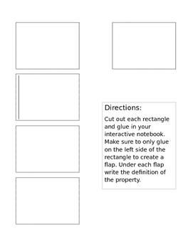 Properties of Multiplication Flaps