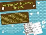 Properties of Multiplication Flip Book