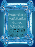 Properties of Multiplication Games