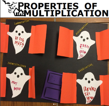 Properties of Multiplication Haunted House