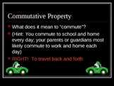 Properties of Multiplication Instructional Powerpoint