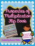 Properties of Multiplication Interactive Flip Book