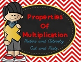 Properties of Multiplication Posters and Activity