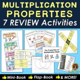 Properties of Multiplication Practice Six Reinforcement Ac