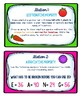 Properties of Multiplication Review Stations - Riddle Edition-