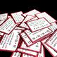 Properties of Multiplication Task Cards 3rd Grade