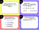 Properties of Multiplication Task Cards {Common Core Aligned}