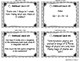 Properties of Multiplication and Division Fishbowl Task Card Set