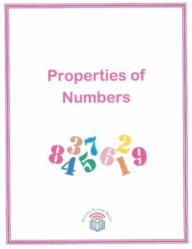 Properties of Numbers with common core