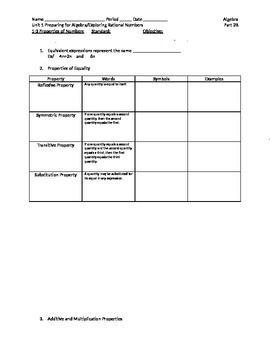 Properties of Numbers/Distributive Property