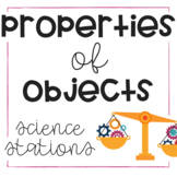 Properties of Object Science Stations