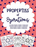 Properties of Operations Notes