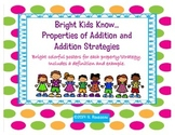 Properties of Operations and Strategies for Solving Problems