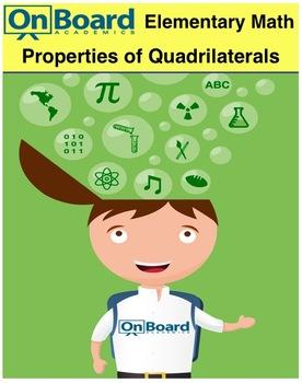 Properties of Quadrilaterals-Interactive Lesson