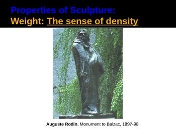 Properties of Sculpture