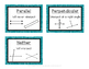 Properties of Shapes - Parallel and Perpendicular Sides