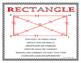Quadrilaterals - Properties of Quadrilaterals Wall Posters