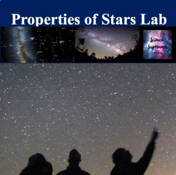 Properties of Stars Lab