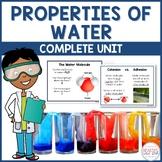 Properties of Water Activities