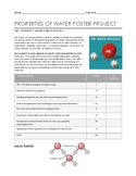Properties of Water Poster Project