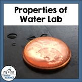 Properties of Water Station Lab Activity