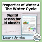 Properties of Water - Water Cycle - Distance Learning for