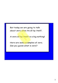 Properties of Zero