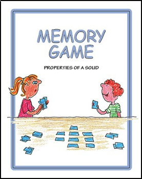 Properties of a Solid Memory Game