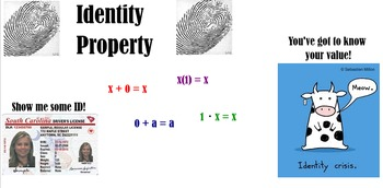 Properties of addition and multiplication smart notebook