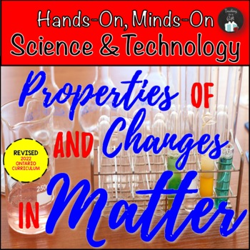 Properties of and Changes in Matter Science Centres (Grade