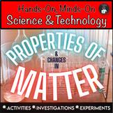 ONTARIO SCIENCE: GRADE 5 PROPERTIES OF AND CHANGES IN MATT