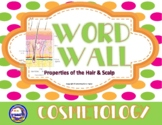 Properties of the Hair & Scalp Word Wall