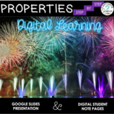 Property Notes and Presentation with Google Slides 5th Grade