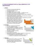 Propiedades Periódicas y Tabla Periódica