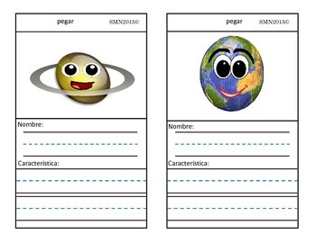 Propiedades y características de los planetas