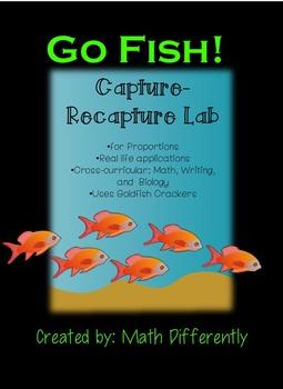 Proportion Lab: Capture-Recapture Lab with goldfish
