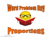 Proportion Word Problems (Instructional PowerPoint and Assignment)