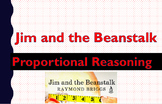 Proportional Reasoning: Creating glasses for the book Jim