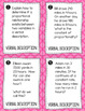Proportional Relationships in Tables, Graphs and Equations - Task Cards - 7.RP.2