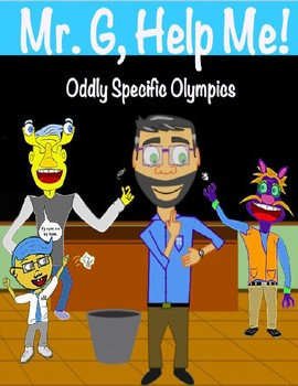 Proportional Reasoning Station Work [The Oddly Specific Olympics]
