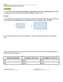 Proportional Relationships Study Guide