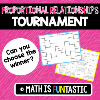 Proportional Relationships Tournament Challenge