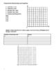Proportional Relationships packet and project for Special Education