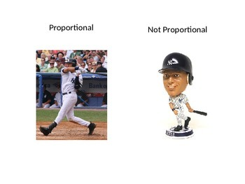 Proportional or Not?  That is the question.