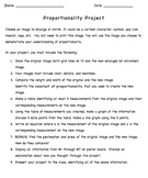 Proportionality Project